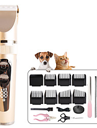 cheap -Pet Hair Clippers Teddy Cat Shaver Dog Hair Hair Clipper Trimming Hair Clipper