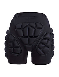 cheap -3d hip protection padding shorts,anti-fall pants,skateboarding,cycling,breathable protective gear for ice skating,ski skate,snowboard,climbing,for children,adults,unisex