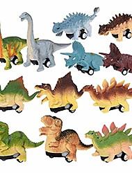 cheap -dinosaur toy pull back cars, dinosaur toys cars vehicles, 3-6 year old boys 5 year old boy 3-14 year old toddlers boys girls birthday christmas party favor for children