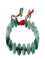 cheap -drawstring round beads beaded handmade macrame fashion bracelet