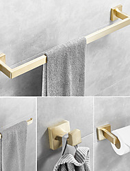 cheap -bathroom accessory set new design / lovely / creative contemporary / modern stainless steel 1pc - bathroom / hotel bath wall mounted