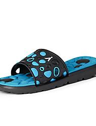cheap -Men's Slippers & Flip-Flops Daily EVA(ethylene-vinyl acetate copolymer) Black and White Black / Yellow Black / Blue Spring Summer