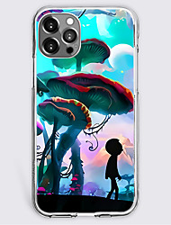 cheap -Graphic Prints Fashion Case For Apple iPhone 12 iPhone 11 iPhone 12 Pro Max Unique Design Protective Case Shockproof Back Cover TPU