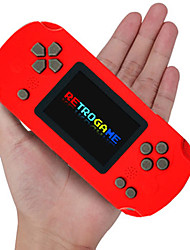 cheap -268 Games in 1 Handheld Game Player Game Console Mini Handheld Pocket Portable Classic Theme Retro Video Games with 2 inch Screen Kid's Adults' Boys' Girls' Toy Gift