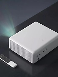 cheap -Original Xiaomi - Mijia Laser Projector Home Theater Device 2400 Ansi Lumens 1920x1080p Full Hd 3d Android Wifi Miu Tv