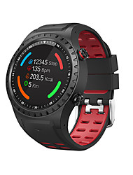 cheap -SMA M1S Men's Smartwatch Bluetooth Waterproof GPS Heart Rate Monitor Blood Pressure Measurement Camera Timer Pedometer Call Reminder Activity Tracker Sleep Tracker