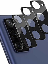 cheap -[3pack]  compatible for samsung galaxy s20 fe 5g camera lens screen protector, ultra thin tempered glass film camera protector for s20fe 5g 6.5 inch (black)
