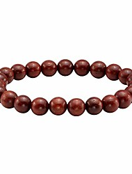 cheap -unisex sandalwood mala beads buddhist prayer bracelet for men women 8mm