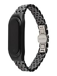 cheap -Watch Band for Mi Band 3 / Xiaomi Mi Band 4 / Xiaomi Band 5 Xiaomi Business Band PC Wrist Strap