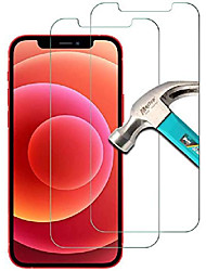 """cheap -[2 pack] suitable for iphone 12 pro max 5g tempered glass screen protector (6.7""""), hd transparent protective flim [9h hardness] [anti-scratch] [hd clarity] [bubble free] [easy install] for most case"""