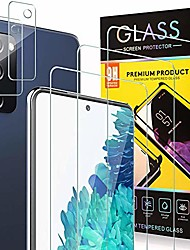 cheap -for samsung galaxy s20 fe screen protector [3 packs] + camera lens protector [2 packs],tempered glass screen protector for samsung galaxy s20 fe 5g/4g,9h hardness,hd ultra-thin (clear)