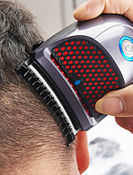 cheap -New Household Electric Shaved Head Knife Hair Clipper Self-service Hj2018 Smart Light-changing Adult Children Electric Hair Clippers
