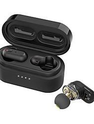 cheap -Wireless Earbuds Dual Dynamic Driver TWS Bluetooth 5.0 Earphone Heavy Bass Stereo Bilateral Calls Headphone-WAZA WINTORY