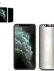 cheap -iphone ceramic privacy soft film-for iphone 12 mini 11 pro max xs xr x se 7 8 hd/matte black privacy protection anti-scratch, tempered glass bubble free case friendly film (iphone 6p/7p/8p)