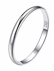 cheap -stacking skinny rings silver, super thin wedding band, plain 2mm silver rings, small dainty minimalistic promise rings, stackable sterling silver rings for women size 9