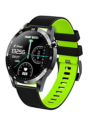 cheap -L22 Smartwatch Support Heart Rate/Blood Pressure/Blood-oxygen Measure, Sports Tracker for Android/IOS/Samsung Phones