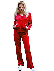 cheap -cy boutique exceptional brand ladies velour tracksuits velour hoodie and jogging pants uk size 8-20 exceptional brand 80% cotton, 20% polyester lemon