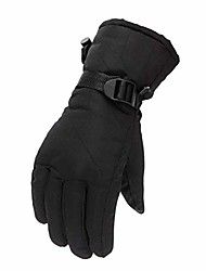 cheap -thick windproof mittens skiing snow gloves winter outdoor sports gloves for women, age 13-18 boys