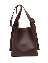 cheap -Women's Bags Bag Set Top Handle Bag Date Office & Career Bag Sets Handbags Black Brown Coffee