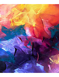 cheap -100% Hand Painted Contemporary Art Oil Paintings on Canvas Modern Stretched and Framed Abstract Artwork Ready to Hang