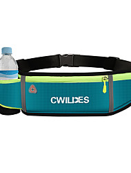 cheap -Women's Bags Oxford Cloth Polyester Fanny Pack Quotes & Sayings 2021 Daily Going out Black Blue Purple Orange