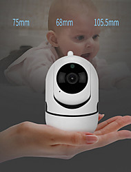 cheap -Mini Baby Monitor IP Camera Auto Tracking HD 1080p Indoor Home Wireless Wifi Camera Security Surveillance CCTV Camera