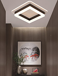 cheap -LED Nordic Minimal Corridor Lamp LED Ceiling Light Kitchen Entrance Hall Porch Balcony Lamp Circular Ceiling Lamp Household Lamp