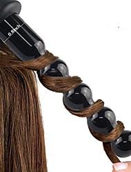 cheap -bubble curling wand ceramic hair curler curling hot irons