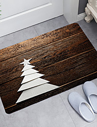 cheap -Five-Star Tree Digital Printing Floor Mat Modern Bath Mats Nonwoven  Memory Foam Novelty Bathroom