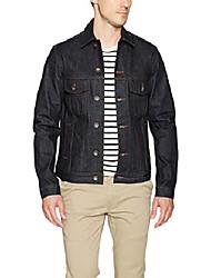 cheap -unbranded the brand men's ub 901-denim jacket, indigo, md