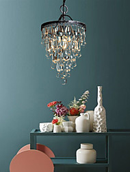 cheap -26 cm (10 inch) Pendant Light Metal Painted Finishes Traditional / Classic 220-240V / E12 / E14