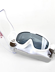cheap -Swimming Goggles Skidproof Casual Safety Convenient Sports For Teen Eco PC Coating Transparent