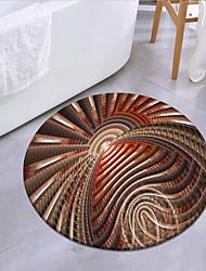 cheap -Dream Pattern Round Mat Carpet Door Mat Bedroom Living Room Carpet Study Room Carpet Kitchen Bathroom Anti-slip Mat