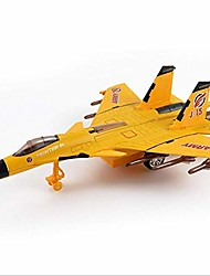 cheap -diecast toys metal fighter jets model pull back cars trucks planes light music batter included for kids toddler boys party favors pullback plane gift (fighter aircraft j-15 raptor)