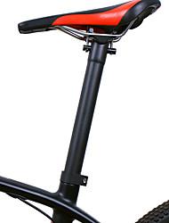 cheap -Bike Seatpost 27.2/30.8/31.6 mm 355/455 mm Road Bike Mountain Bike MTB Recreational Cycling Cycling Matte Black Fiber Carbon / Ergonomic