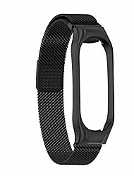 cheap -watchband replacement for xiaomi mi band 4,stainless steel bracelet replacement watch band strap for xiaomi band 3 4