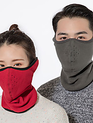cheap -Winter Fleece Neck Gaiter - Face Mask/Half Balaclava for Cold Weather - Thermal Neck Warmer/Cover for Running & Skiing