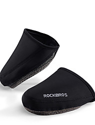 cheap -kevlar cycling bike shoe toe cover warmer protector black 1 pair