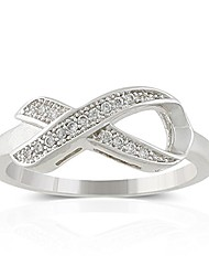 cheap -rhodium plated micro pave cubic zirconia awareness ribbon ring (9)