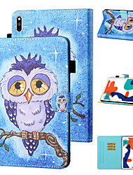 cheap -Phone Case For Huawei Tablets Full Body Case Huawei Mediapad T5 10 MatePad T8 Shockproof Cartoon Animal TPU