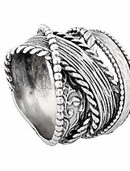 cheap -paz creations 925 sterling silver statement band ring for women | multi textured graduated highway design (6)
