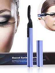 cheap -heated eyelash curler eyelash curler electric, electric heated eyelash curler tool eyelash curling shape pen for curled eyelashes