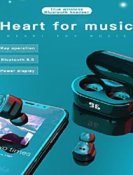 cheap -bluetooth-earphone stereo headset mini earbuds xiaomi airdots a6 tws wireless for android