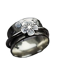 cheap -Ring Silver 18K Gold Plated Stylish Punk 1pc 7 8 9 11 12 / Women's / Daily