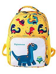 cheap -preschool backpack for kids boys girls toddler backpack kindergarten school bookbags with water bottle pockets (yellowa)