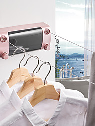 cheap -Bathroom Shelf Adjustable Length / New Design / Adorable Contemporary / Modern ABS+PC Wall Mounted