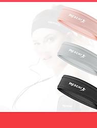 cheap -HeadBand Sports Cotton Yoga Exercise & Fitness Anti Slip Durable Anti-slip Strap Sweat Control For Men Women