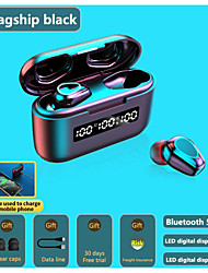 cheap -G40 Tws Earphone 9D HD Touch Contorl 5.1 Bluetooth Wireless Headset vs m17 f9 b11 for universal smart phone