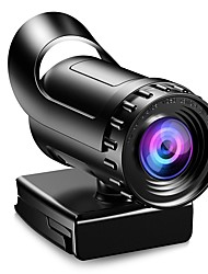 cheap -Webcam HD Desktop Laptop PC Web Camera 2k with Microphone USB Plug and Play Teaching Live Conference Computer Cameras HD 2k