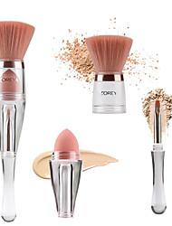 cheap -Professional Makeup Brushes 1pc Soft Artificial Fibre Brush Plastic Shell for Makeup Brush
